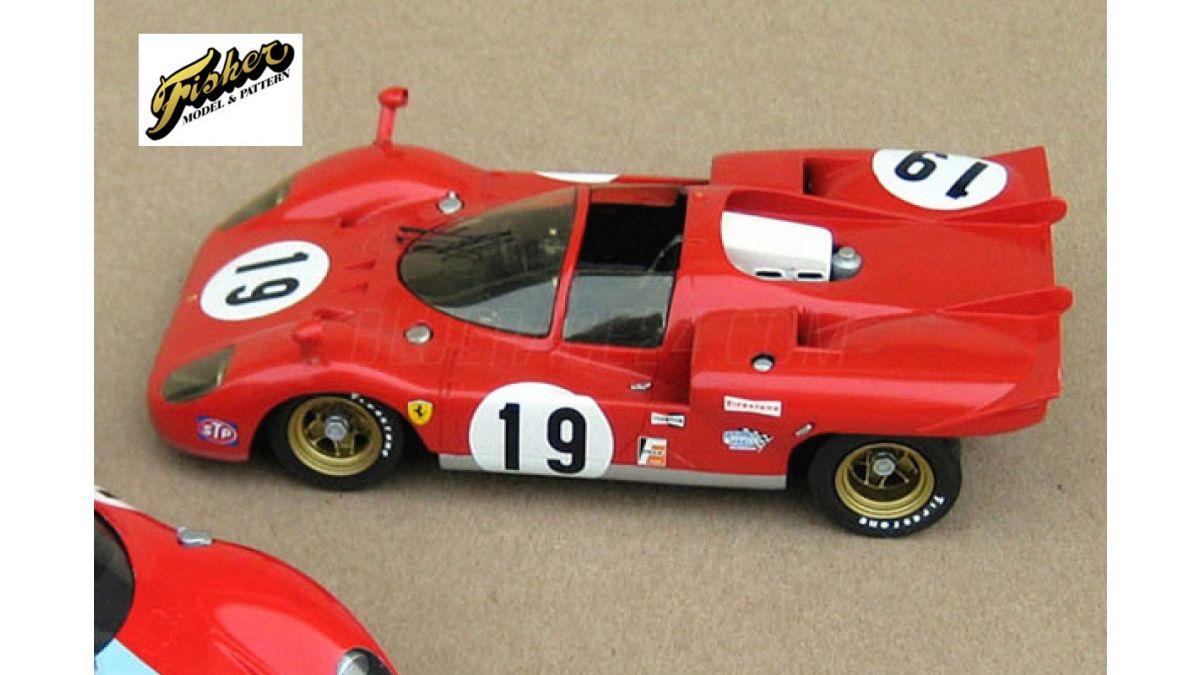 Ferrari 512s Spyder 1970 1 24