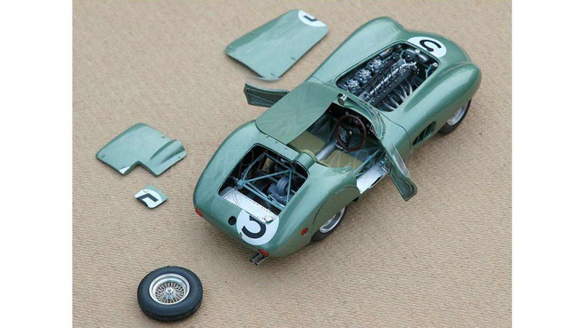 Aston Martin Dbr1 Le Mans 1959 1 24
