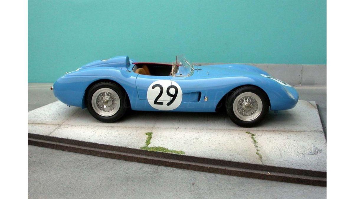 Ferrari 500trc 29 Le Mans 1957 1 24