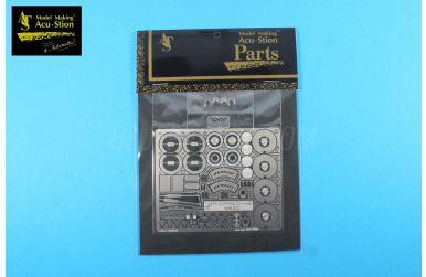 Acu-Stion - ATS-8492 - 2point-Set - Mechanical Parts und Tankeinfüllstutzen