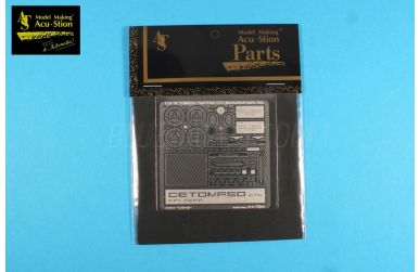 Acu-Stion - ATS-9405 - De Tomaso Pantera GTS - Mechanical Parts Set