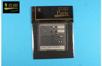 Acu-Stion - ATS-9405 - De Tomaso Pantera GTS - Mechanical Parts Set