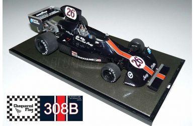 Hesketh 308B Monaco Grand Prix 1975 1/20 - Chequered Flag - CHF-20002