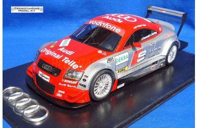 Audi TT-R DTM 2003 1/24 - Crowdfunding Model Kit - CR-24002