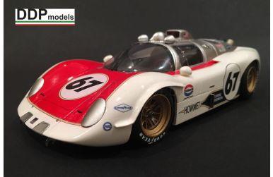 Howmet TX Watkins Glen 6 Hours 1968 1/24 - DDP models - DDP-054