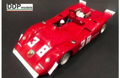 Abart 3000 SP Targa Florio 1970 1/24 - DDP Models - DDP-056
