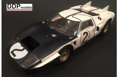 Ford GT40 Mk II Le Mans 1965 Transkit 1/24 - DDP models - DDP-TK010