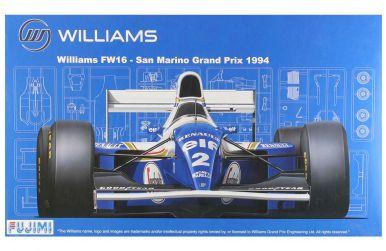 Williams FW16 San Marino Grand Prix 1994 1/20 - Fujimi - FUJ-090580