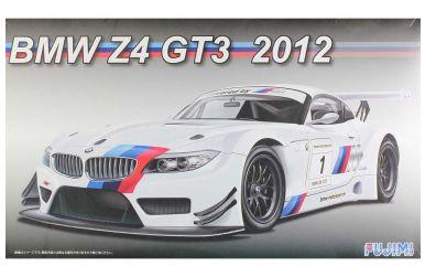 BMW Z4 GT3 2012 1/24 - Fujimi - FUJ-125688