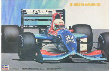 Jordan 192 Yamaha 1992 1/24 - Hasegawa - HAS-20368 (FS-10)