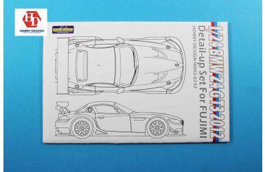 Ferrari F2001 Aluninium Wheels - Mr.Craft - MCO-04