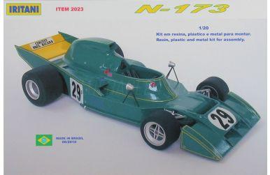Ensign N173 Formula One Worls Championship 1973 1/20 - Iritani - IRM-2023