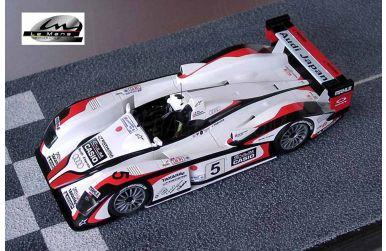 Audi R8 - Le Mans 2001 - Team Champion - Le Mans Miniatures - LMM-124048