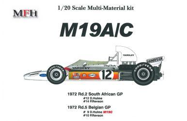 Team Lotus 43 Italian GP / US GP 1966 1/20 - Model Factory Hiro - K316