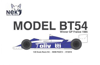 Brabham BT44 French GP 1974 - Studio27 -