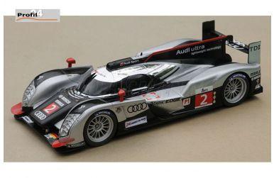 Audi R18 TDI Le Mans 24 Hours 2011 1/24 - Profil24 - P24082