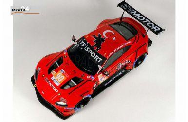 Aston Martin Vantage TF Sport Le Mans 2020 1/24 - Profil24 - P24130