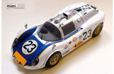 Howmet TX #22 #23 Le Mans 1968 1/24