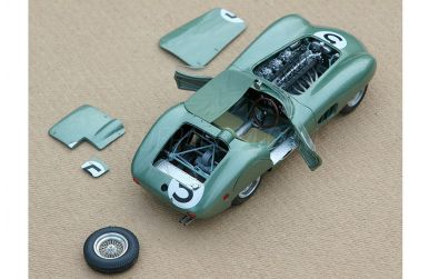 Aston Martin DBR1 Le Mans 1959 1/24