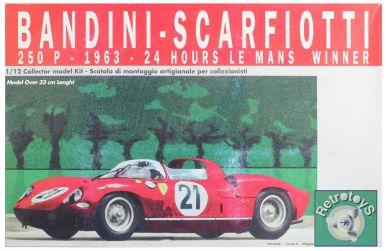 Ferrari 250P Le Mans 1963 1/12