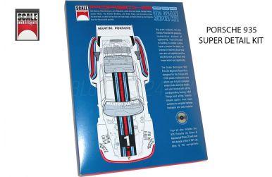 Porsche 935 Super Detail Kit 1/12 - Scale Motorsport