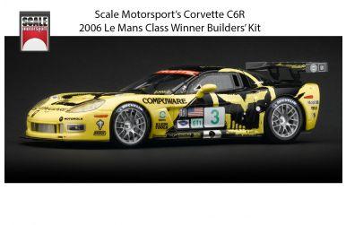Corvette C7R Daytona/Le Mans 2015 Super Detail Kit - Scale Motorsport - SM2050