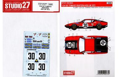 Alfa Romeo 155 V6 T1  Alfa Corse J.A.S-Martini - ITC 1996 1/24 - Studio 27 - ST27-DC806
