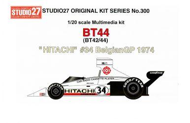 Brabham BT44 #28 Goldie Hexagon Racing - Studio27 - ST27-FK20293