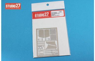Ferrari F189 (640) 1989 Grade Up Parts 1/20 - Studio27 - ST27-FP2024