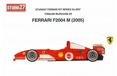Ferrari F2005 Japan GP 2005 - Studio27 - ST27-FR2009