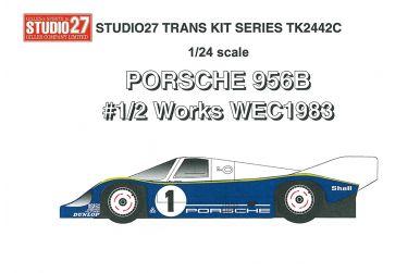Ford GT #10 FIA-GT Transkit 1/24 - Studio27 - ST27-TK2459