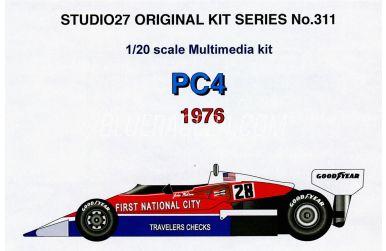Penske PC4 1976 - Studio 27