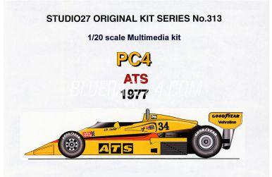 Penske PC 4 ATS 1977 - Studio27 - ST20313