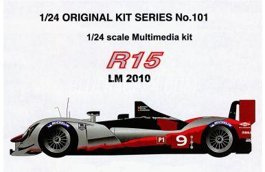 Audi R15 Plus - Le Mans 2010 - Studio 27 - ST27-FK24101