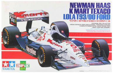 Lola T93/00 Newman Haas Indy Car World Series  Champion Car 1993 - Tamiya - TAM-20040