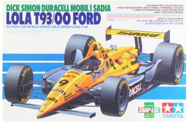 Lola T93/00 Dick Simon Indy World Series High Speed Oval Car 1993 - Tamiya - TAM-20041