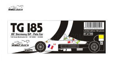 Brabham BT48 Brazil GP 1979 - Wolf Kits - WK-GP20070