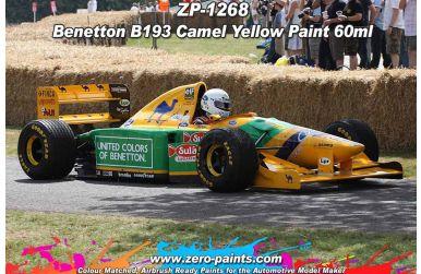 Yellow/Orange Paint McLaren MP4-12C Macau 2011 (für Fujimi) - 60ml - Zero Paints - ZP-1246